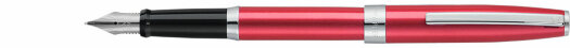 Перьевая ручка Sheaffer Sagaris Metallic Red Chrome Trim (SH E0947950),(SH E0947940)