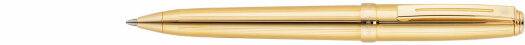 Ручка Sheaffer Prelude Fluted 22k Gold Plate 22k Gold Plated Trim (SH E236850)