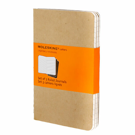 Блокнот Moleskine Cahier Journal Pocket  , артикул - QP411