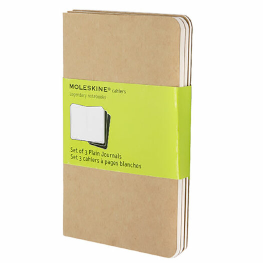 Блокнот Moleskine Cahier Journal Pocket  , артикул - QP413