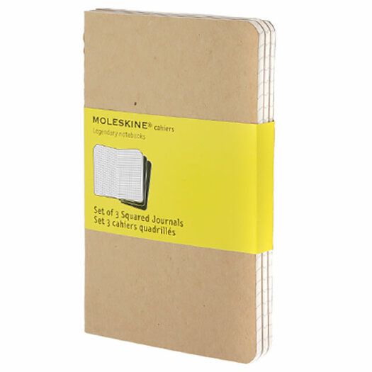 Блокнот Moleskine Cahier Journal Pocket  , артикул - QP412