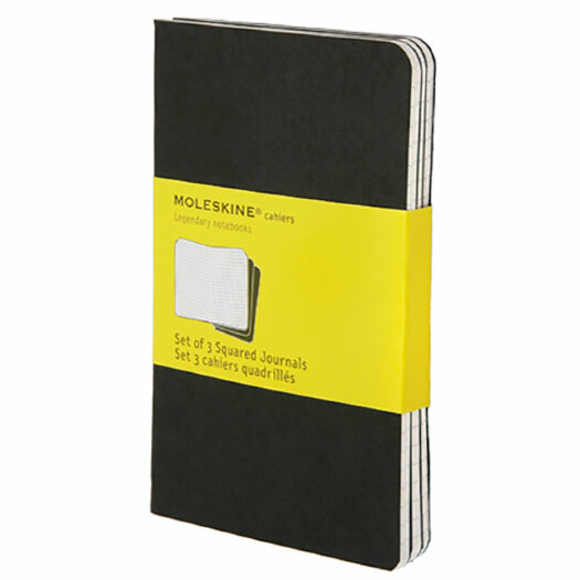 Блокнот Moleskine Cahier Journal Pocket  , артикул - QP312