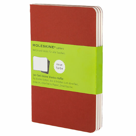 Блокнот Moleskine Cahier Journal Pocket  , артикул - CH113
