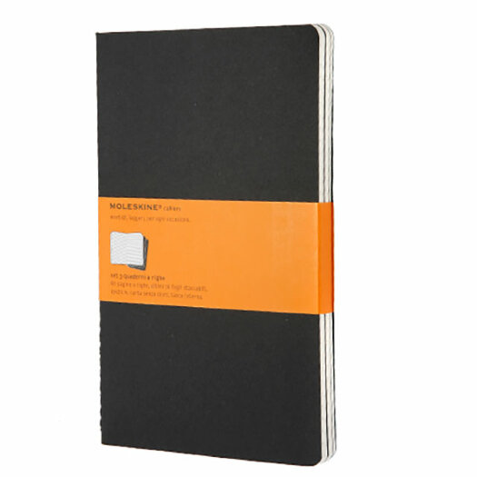Блокнот Moleskine Cahier Journal Large  , артикул - QP316