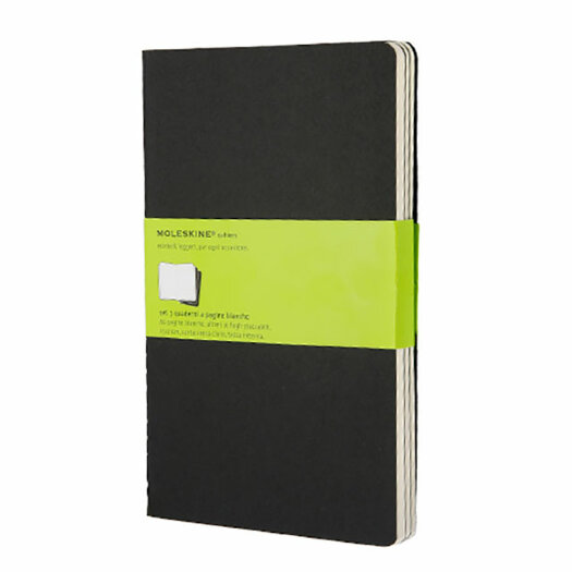 Блокнот Moleskine Cahier Journal Large  , артикул - QP318