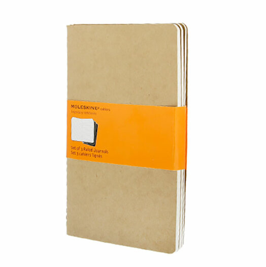 Блокнот Moleskine Cahier Journal Large  , артикул - QP416