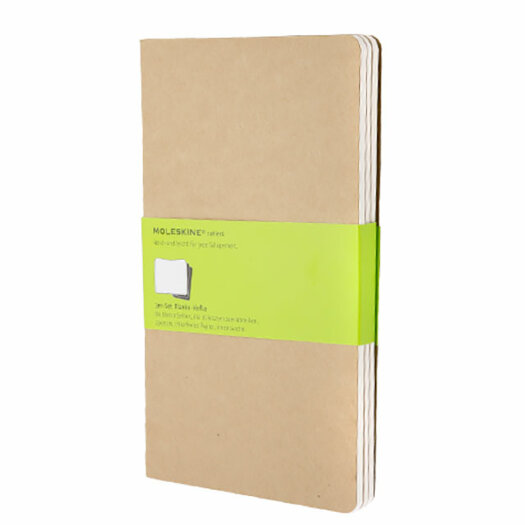 Блокнот Moleskine Cahier Journal Large  , артикул - QP418