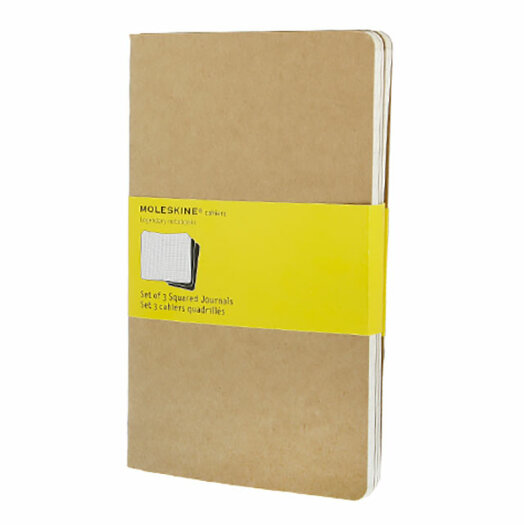 Блокнот Moleskine Cahier Journal Large  , артикул - QP417