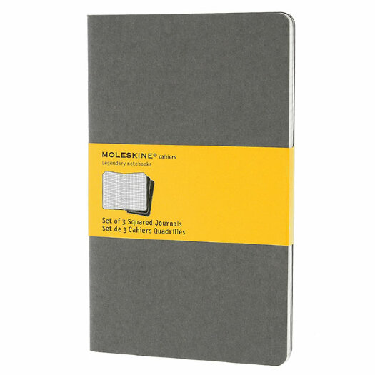 Блокнот Moleskine Cahier Journal Large  , артикул - CH317