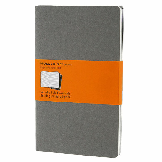 Блокнот Moleskine Cahier Journal Large  , артикул - CH316