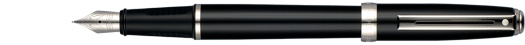 Ручка Sheaffer Prelude Gloss Black Nickel Plated Trim (SH E037340),(SH E037350)
