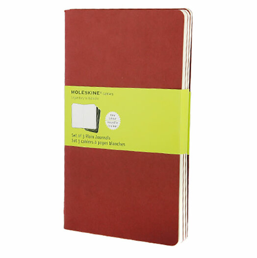 Блокнот Moleskine Cahier Journal Large  , артикул - CH118