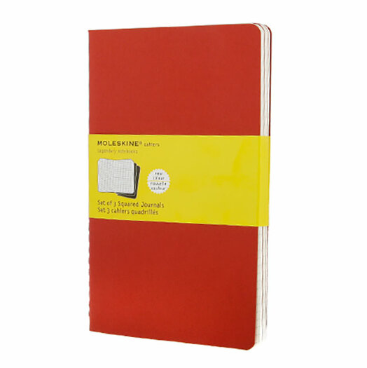 Блокнот Moleskine Cahier Journal Large  , артикул - CH117