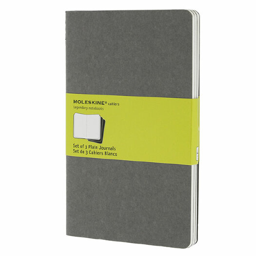 Блокнот Moleskine Cahier Journal Large  , артикул - CH318