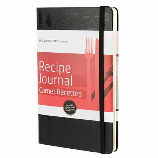 Блокнот Moleskine Passion PASSION RECIPE , артикул - PHRC3A