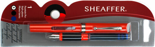 Перьевая ручка Sheaffer VPT Carded Orange, перо: B, (SH 73402)