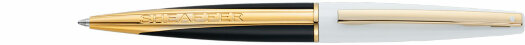 Ручка Sheaffer Taranis Lightning Gold Plate Trim (SH E2944250)