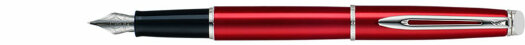 Ручка Waterman Hemisphere Comed Red CT (S0702150),(S0702160)